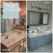 bathroom cabinet paint ideas bathroom vanity makeover easy diy home paint project paint