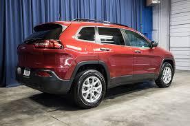 sport jeep cherokee 2016 jeep cherokee sport 4x4 northwest motorsport