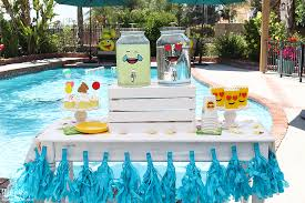 pool party ideas it s an emoji summer celebrate with an emoji pool party