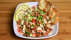 Manjula Kitchen Chana Chaat Spicy Snack Manjula U0027s Kitchen Indian Vegetarian