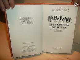 harry potter et la chambre des secrets livre audio livre harry potter et la chambre des secrets t2 edition de luxe