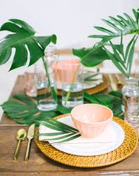 hosting an easy summer dinner party daily dose of color