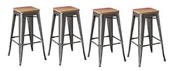 Counter Height Outdoor Bar Stools Stackable Bar Stool Amazon Com