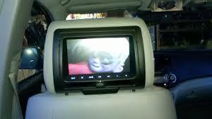 toyota highlander dvd headrest dvd headrests install toyota nation forum toyota car and truck