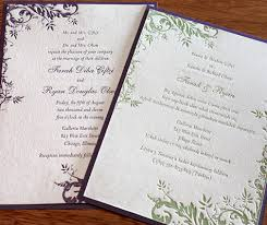 Customized Wedding Programs Customized Wedding Invitations In All Languages Letterpress