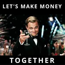 Make Money Meme - collaborate and make money online case study panama from 2004 and