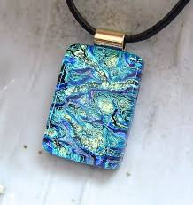 glass jewelry necklace images 210 best fused glass jewelry images fused glass jpg