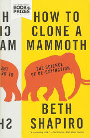 clone mammoth science extinction beth shapiro