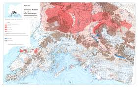 Gulf Of Alaska Map by Alaskan Adventure Southcentral Land Animals