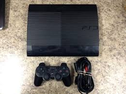 black friday ps3 2017 ma4 sony playstation 3 super slim 500gb black cech 4301c ps3
