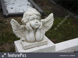 image of guardian grave ornament