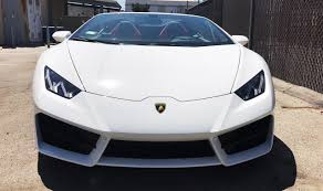 Lamborghini Huracan Front - lamborghini huracan spyder 2017 legends car rentals classic