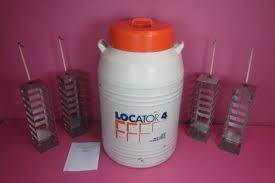 helium tank for sale used thermolyne locator 4 liquid 110 liter storage vessel cryo tank