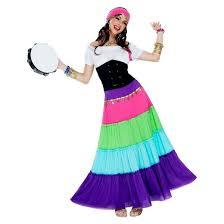 women u0027s plus size renaissance gypsy costume 2x target