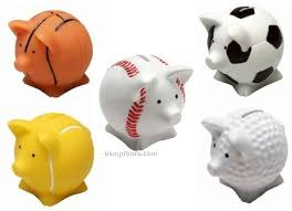 sport piggy bank china wholesale sport piggy bank