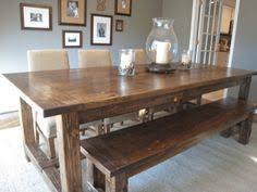 Diy Farmhouse Table With Self Storing Leaves Google Search - Building your own kitchen table