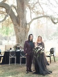 til death do us part a wedding in a cemetery green wedding