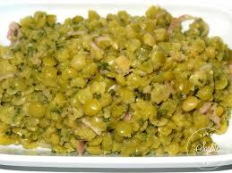 cuisiner des pois cass salade de pois cassés la tendresse en cuisine
