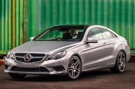 mercedes e class used 2015 mercedes e class coupe pricing for sale edmunds
