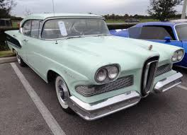 the edsel automobile a legacy of failure
