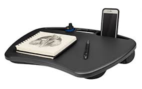 Honey Can Do Lap Desk by Lapgear Lap Desk Mydesk 15 Black Lapdesk Surface Supports Up To