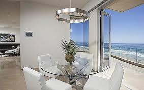 modern dining room lighting interesting modern light fixtures