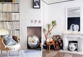 How To Decorate A Non Working Fireplace 15 Glam Ways To Rock A Disco Ball For Real Brit Co