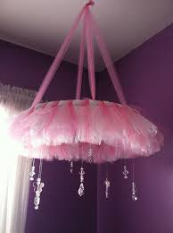 How To Make Homemade Chandelier 21 Things To Make With Tulle Besides Tutus 21 Things Tutu And