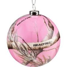 realtree color camo ornaments 4 pack realtreecamo