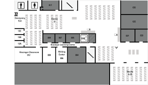 university library floor plan library floor plans nicholson library at anderson university