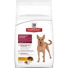 hill u0027s science diet advanced fitness dog food 35 lb bag at