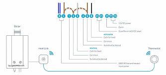 heating timer wiring diagram beautiful amusing central heating