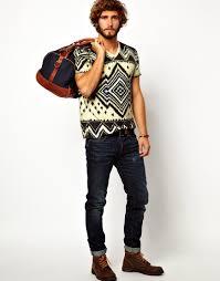 Native American Inspired Clothing Ralph Lauren Denim Supply Ralph Lauren Tshirt With Native American