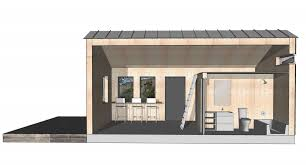 Saltbox Design by Introducing The Saltbox Tiny House Extraordinary Structures
