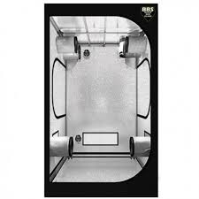 chambre de culture indoor blackbox silver chambre de culture bbs v2 100x100x200 cm