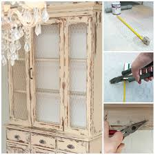 Replacement Glass Kitchen Cabinet Doors Country Kitchen Cabinets With Chicken Wire Decoration