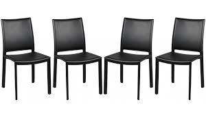 chaise de cuisine blanche pas cher étonnant chaise concept à propos table et 4 chaises pas cher table
