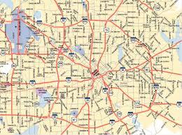 Dallas Dart Train Map by Dallas Texas City Map Dallas Texas Usa U2022 Mappery