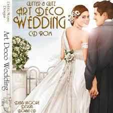 Art Deco Wedding Art Deco Wedding Debbi Moore Designs