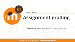 Moodle Hosting Title Are You Saving Time With Assignments In Moodle 3 1 Moodle News
