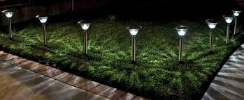 Bright Solar Landscape Lights Innovation Design Bright Solar Garden Lights Contemporary