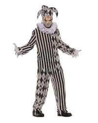 halloween costumes 1800 evil harlequin costume for sinister halloween disguises horror