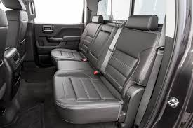 gmc terrain back seat 2016 gmc canyon denali 4x4 rear interior seats carstuneup carstuneup