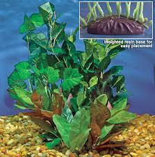 silk plants artificial aquarium plants hagen marina silk plant variety pack