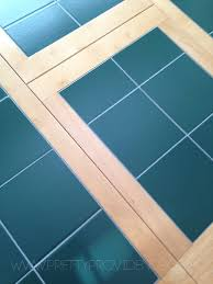 tile table top makeover tile top kitchen table makeover trendyexaminer