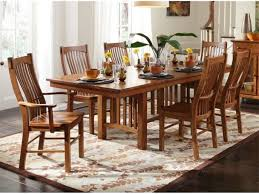 Keller Dining Room Furniture Keller Dining Room Furniture Oak Solid Wood Extendable Dining