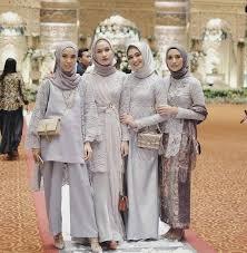 model baju kebaya muslim 80 model kebaya modern batik terpopuler 2018 model baju muslim
