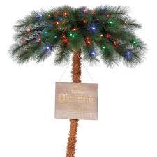 corona 5 palm tree led pre lit artificial motion