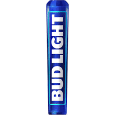 Bud Light Logo Bud Light Small Retro Logo Tap Handle The Beer Gear Storethe