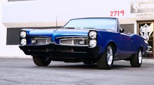 Pontiac Gto Pictures History Channel U0027s Counting Cars Goes Interactive With Help From
